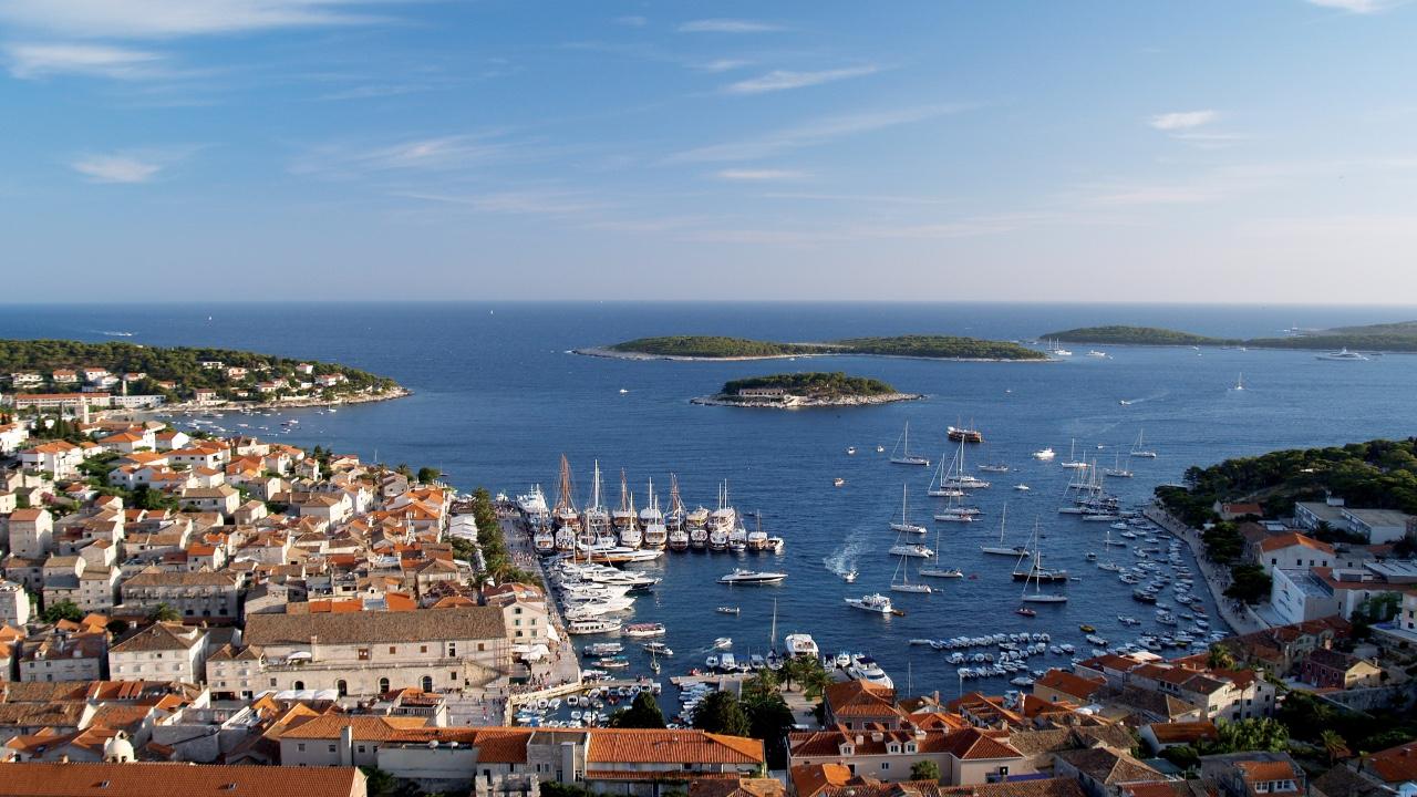 Island Hopping In Croatia Checkout Travel