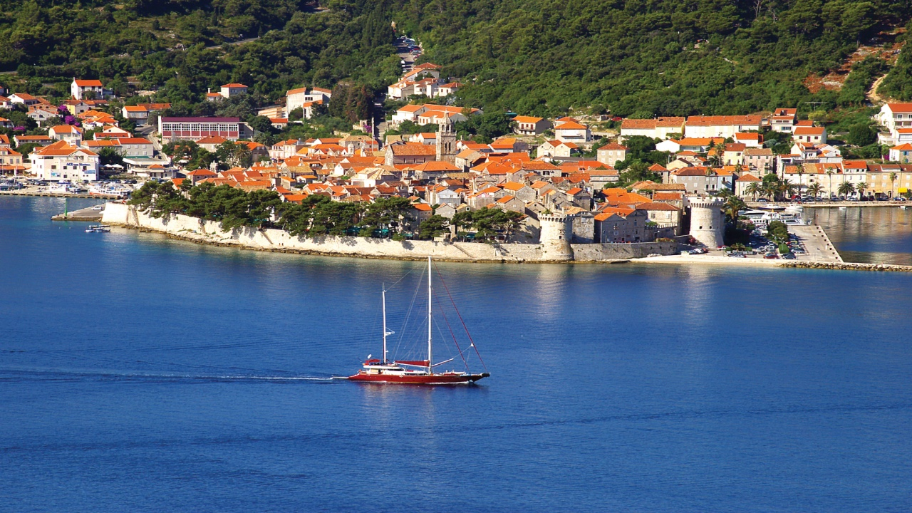 Island Hopping In Croatia Checkout Travel
