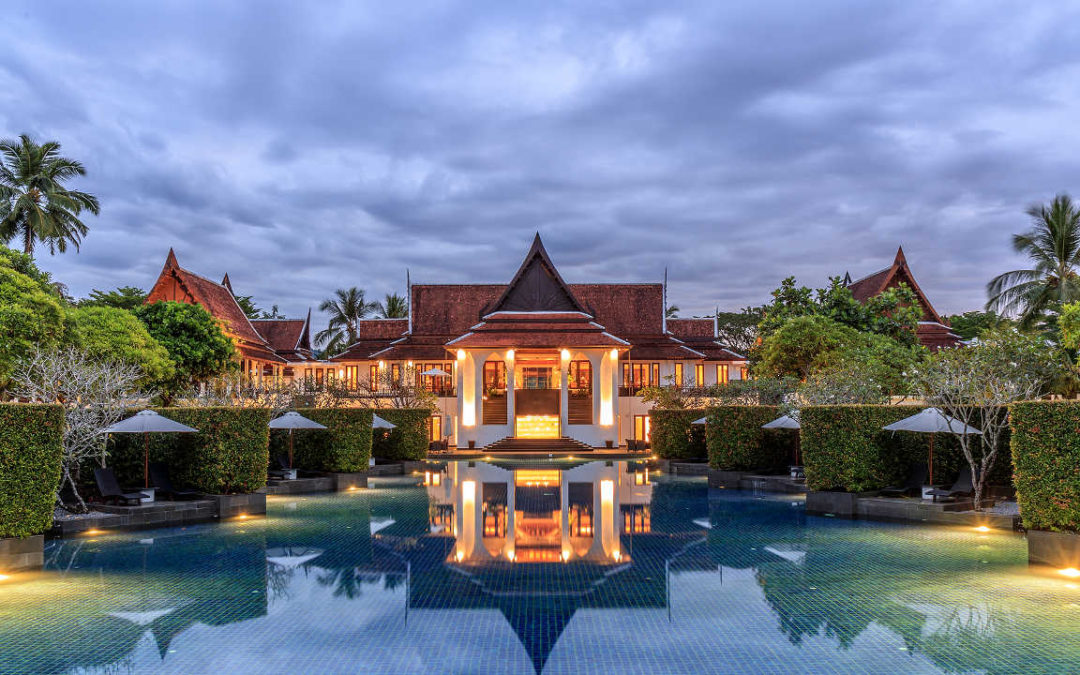 5* Mariott Khao Lak – 7 Nights