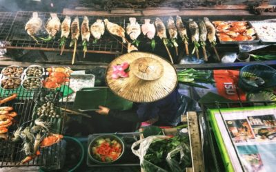 A guide to Thailand food